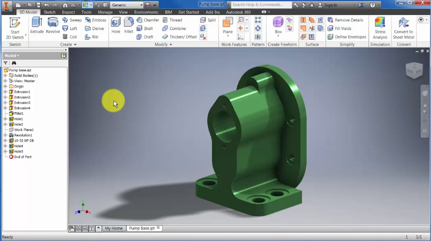 We now offer Autodesk Inventor Courses! - Benchmarq