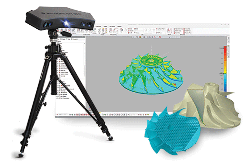3d scanning services in uk